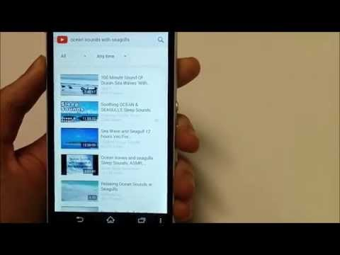 Play YouTube music in the background Android