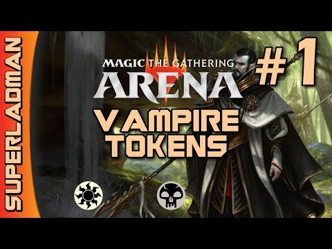 Magic Arena Closed Beta | Vampire Tokens #1