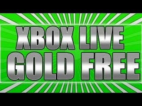 How To Get Free Xbox live for 1 Month !!