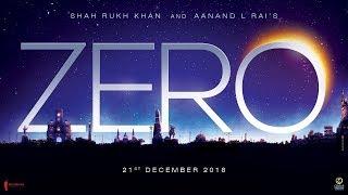 Zero | Title Announcement | Shah Rukh Khan | Aanand L Rai | Anushka Sharma | Katrina Kaif | 21 Dec18
