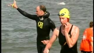 Swimming from Alcatraz - Race Day Planning