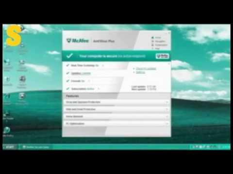 Easy Installation of Mcfee Antivirus