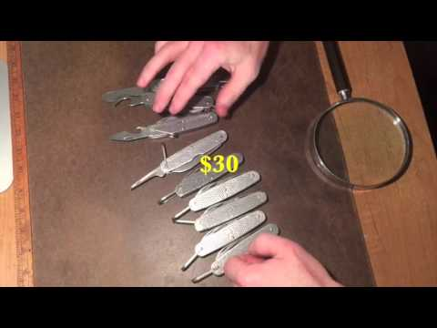 Strongest Pocket Knife made?