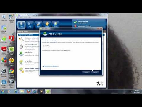 How to get wep/wpa code for cisco wireless network
