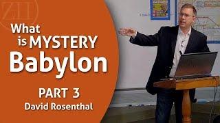 UNDERSTANDING THE TIMES, TYLER - Joel Richardson - Mystery
