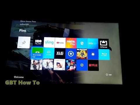 new Microsoft Edge Xbox One