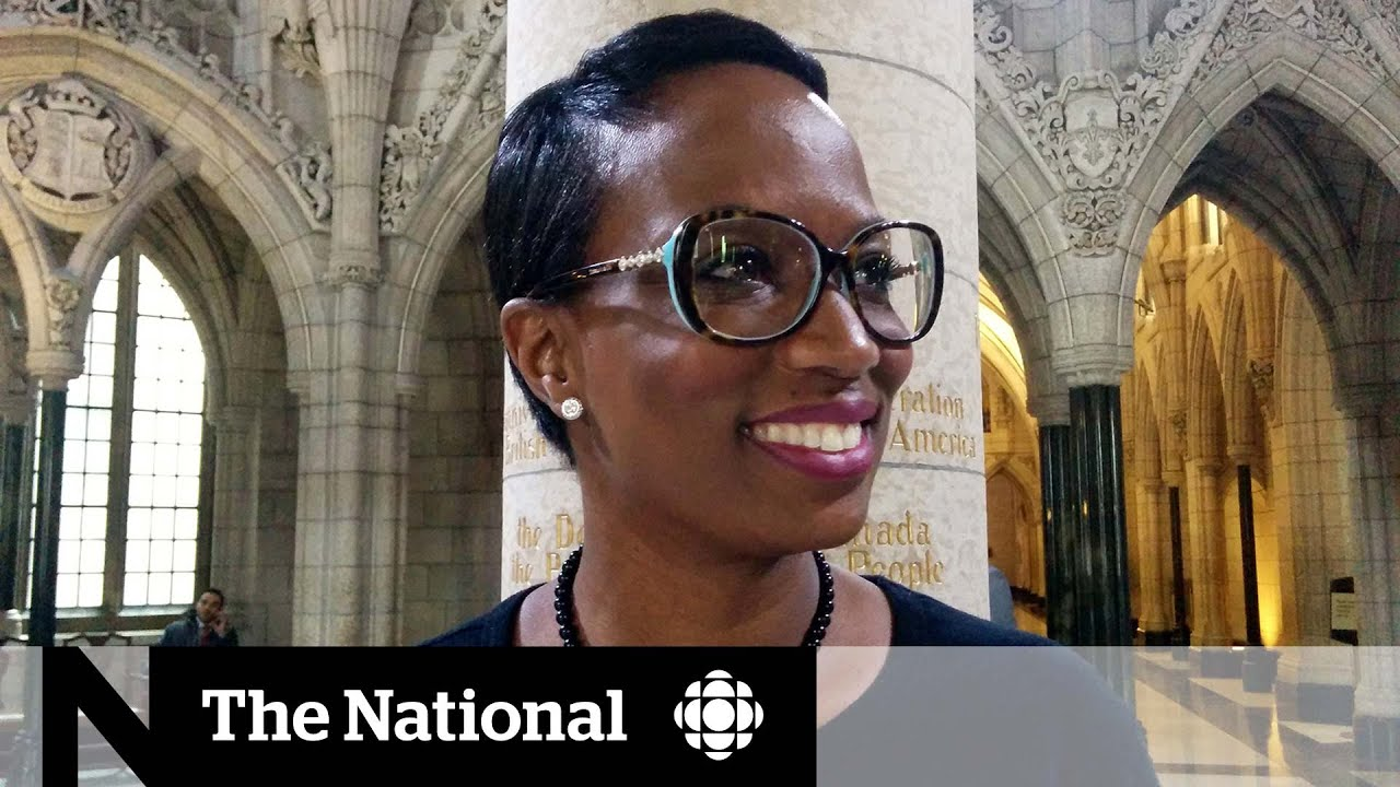 Celina Caesar-Chavannes gives candid account of Trudeau, tokenism