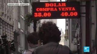 Argentina Busca Frenar La Devaluación Del Peso