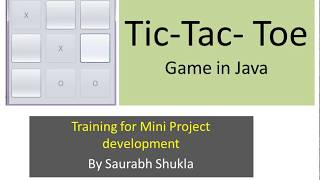 Java - How To Make Tic Tac Toe Game Using Netbeans [ with