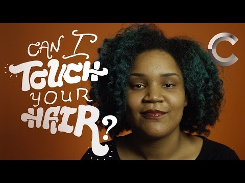 Can I Touch Your Hair? (Alt) | One Word | Cut