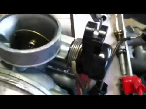 Pocket Bike Planet Question: How to remove carb