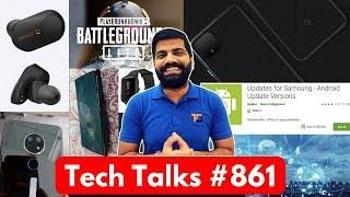 Tech Talks #861 - Fake Samsung App, Nokia Triple Cam, Pixel 4 Cam, OnePlus on Fire, PUBG Lite Beta