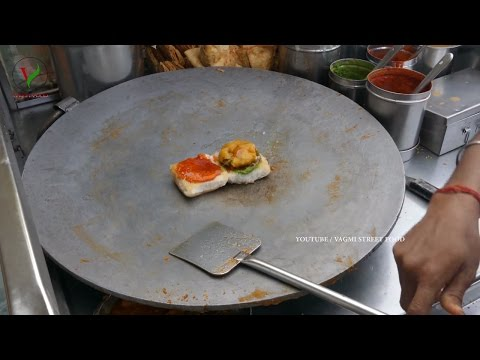 How To Make Vada Pav   Vada Pav Recipe   Street Food Recipes   Mumbai Vada Pav ~ VAGMI FOODS