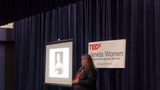 Seeing like an artist: art, grief, and reconciliation."