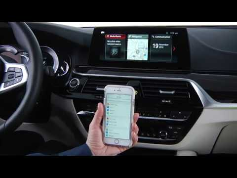 Pair Your iPhone And Enable Apple CarPlay | BMW Genius How-To