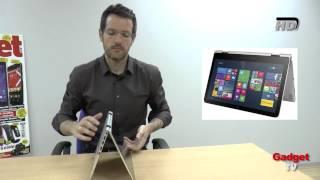 HP Spectre x360. Review en español: portátil híbrido-convertible en tablet.