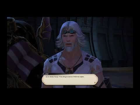Final Fantasy XIV: ARR Endgame with Rey and Friends Part 1