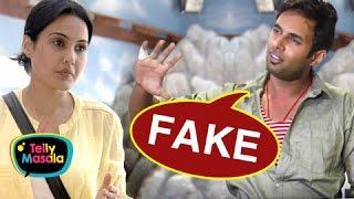 Pratyusha's Boyfriend Rahul Raj Singh BLAMES Kamya Punjabi | Calls Hum Kuch Keh Na Sake FAKE