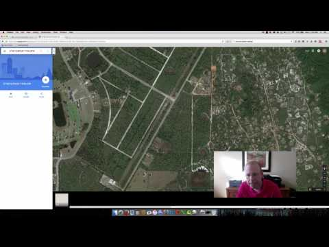 How do I use GPS coordinates to find a River Ranch Property