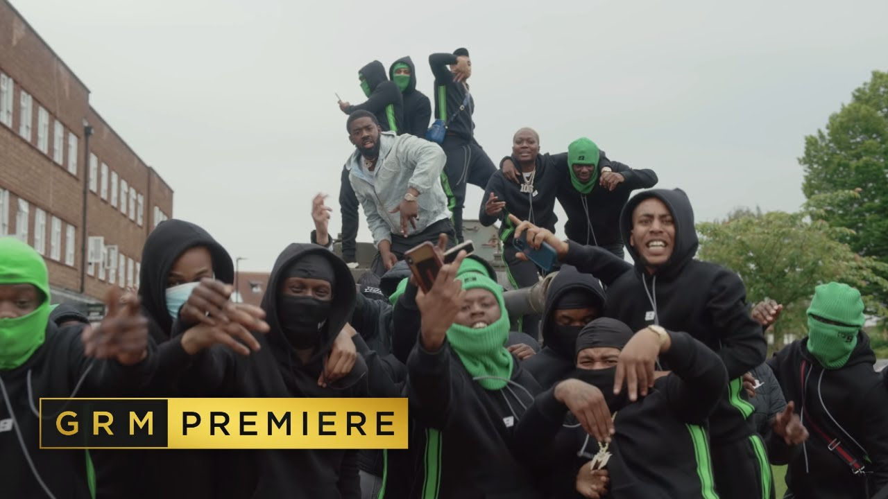 Tion Wayne - Wow [Music Video]   GRM Daily
