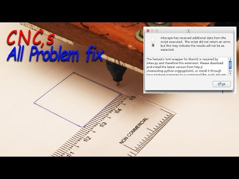 CNC's  Hardware, Software , Firmware all Problem Fix and Make it Perfect