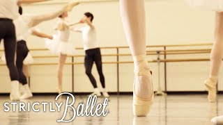 Dreaming of Getting into the Company | Strictly Ballet: Episode 7