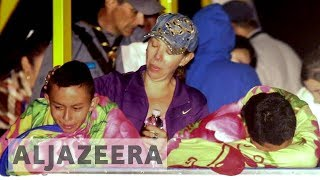 Tragedy strikes tourist town in Colombia
