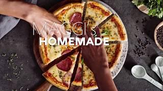 MAGGI recipes: Cheese Pizza