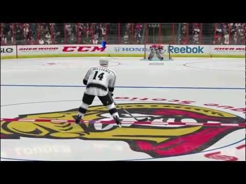 NHL 12: Online Shootout Episode 2 - LA Kings