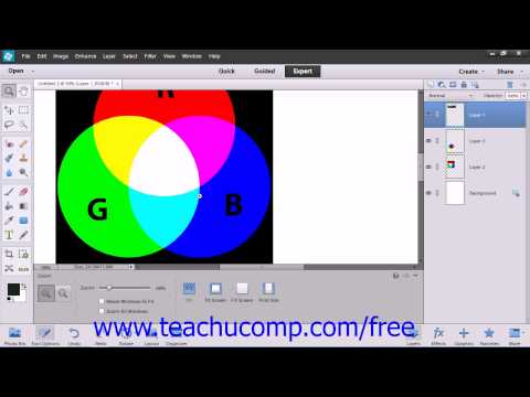 Photoshop Elements 12 Tutorial Color Mode Conversion Adobe Training Lesson 5.2