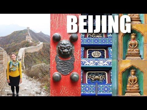 TRAVEL TO BEIJING, ART GUIDE BY AN ARTIST // ART DISTRICT 798, GREAT WALL, FORBIDDEN CITY & MORE