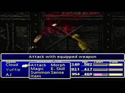 Let's Play Final Fantasy VII - Episode 75: Yuffie the Conformist