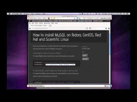 Installing MySQL on Linux By Johnathan Mark Smith