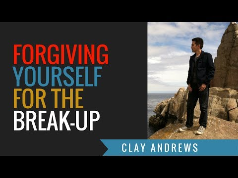 Forgiving Yourself for the Breakup