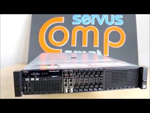 Serwer Dell PowerEdge R730 Rack Servus Comp