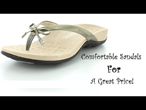 WATCH THIS !!!! Women's Sandals Good For Plantar Fasciitis