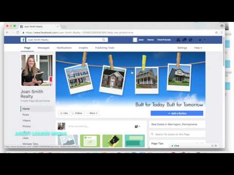 Creating a Facebook Page for Real Estate Agents - Agent Leader Media
