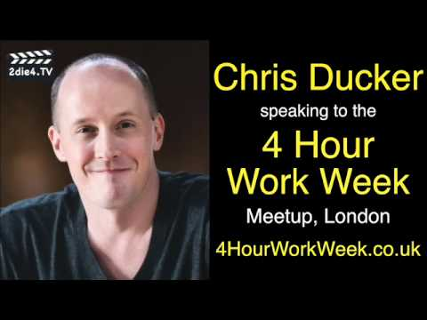 How to build a Virtual Team & become a Virtual CEO with Chris Ducker, author of Virtual Freedom