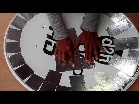 DIY Parabolic Mirror | Solar Reflector | Project