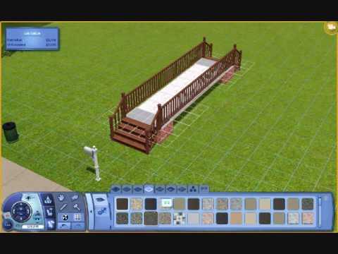 Sims 3 Bridge Tutorial
