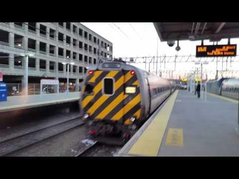 Amtrak 476 depart New Haven