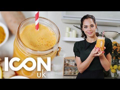 Immunity-Boosting Juice | Danielle Hayley
