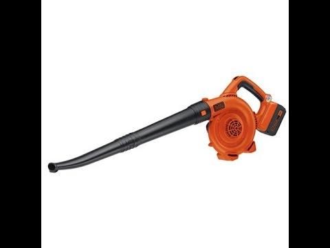 Best Lightweight leaf blower reviews - lightweight cordless leaf blower
