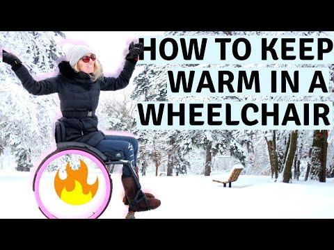 How to keep Warm in Winter❄️ IN A WHEELCHAIR♿️ DIY HACKS | PARAPLEGIC