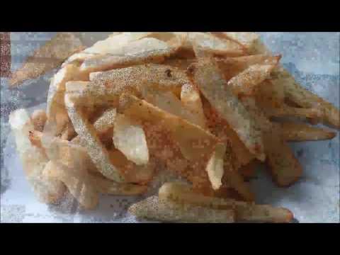 French fries Wheat flour
