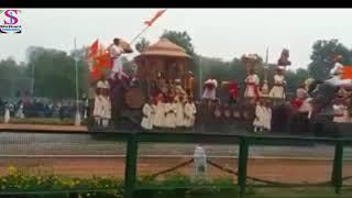 Shivaji Maharaj On Rajpath Delhi Republic Day Parade