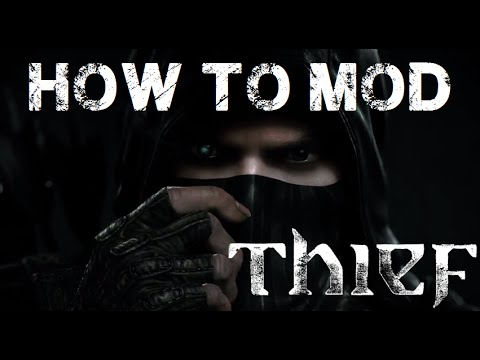 How To Mod Thief - Unlock All Achievements Easily (Game Saves Downloads)