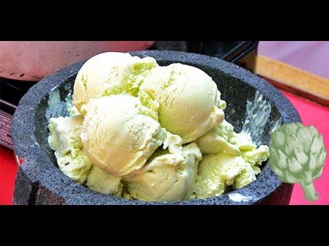 How to Make Avocado Ice Cream | Potluck Video
