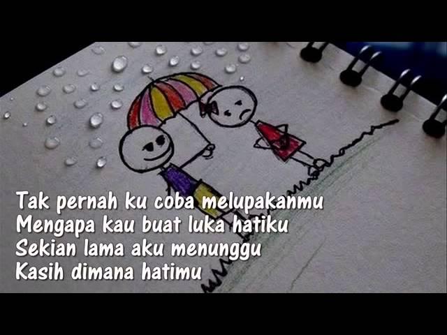 Download Papinka - Dimana Hatimu (Lirik).mp4 MP3 Gratis