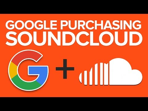 Is Google Buying SoundCloud For $500 Million?